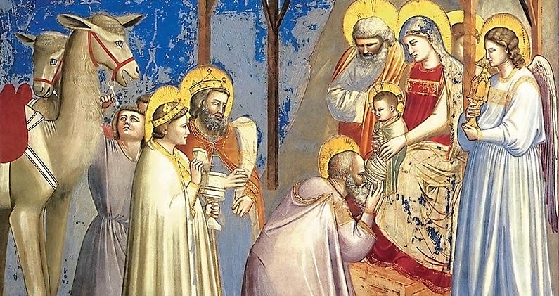 Epifanía del Señor: cayendo de rodillas lo adoraron