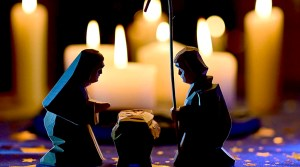 María Madre de Dios: adéntrate en la escena de Belén