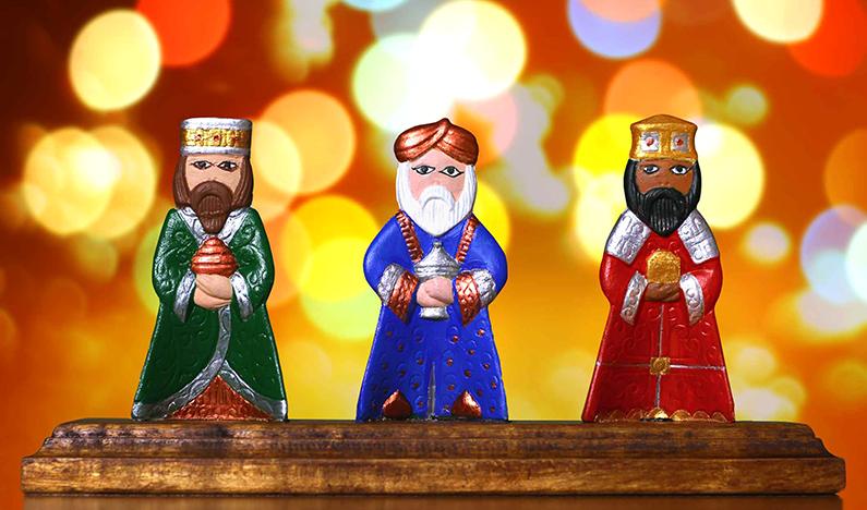 Promesa de Reyes