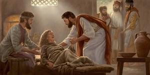 V Domingo durante el año: Alaba al Señor, que sana los corazones destrozados