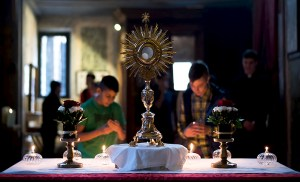 V Domingo de Pascua: permanezcan en Mí