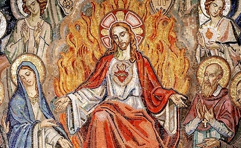 XIII Domingo durante el año: Consagración al Sagrado Corazón de Jesús