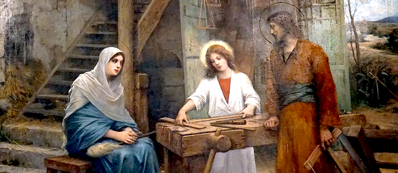 XIV Domingo durante el año: el hijo del carpintero