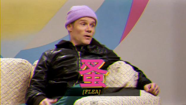 flea gorburguer Flea explica playback do RHCP no Super Bowl e Axl Rose tira sarro do caso