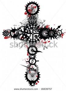 modern-cross
