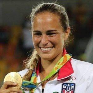 Monica Puigová Gold Rio