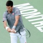 Novack Djokovic finalista en Montreal