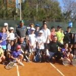 Cuarta etapa zonal Pepe Tenis en la ACJ