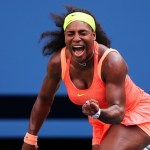 Serena con la mirada en su Grand Slam de carrera