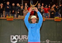 Final del Camino al Uruguay Open - Foto Gastón Montero
