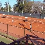 Primer día de qualy del Camino al Uruguay Open
