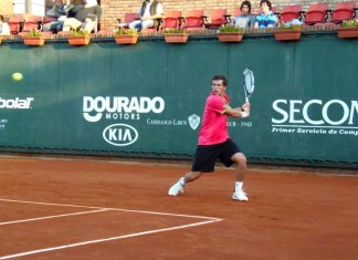Santiago Maresca en las semis del Camino al Uruguay Open