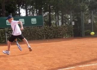 William Wibmer clasificó al Camino al Uruguay Open en Maldonado