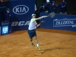 Cuevas en semifinales del Uruguay open