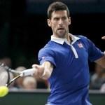 Djokovic derrotó en tres sets a Wawrinka