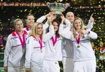Las checas levantas su cuarta corona en cinco años y noveno título en total.
