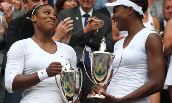 14 titulos Grand Slam para las hermanas Wiliams