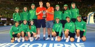 Murray - Soares y su primer título Grand Slam