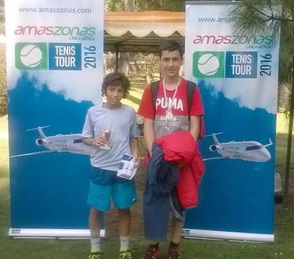 Primer etapa Amaszonas Tenis Tour