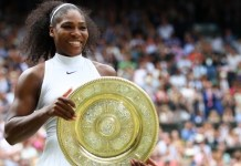 Serena Wiliams sigue haciendo historia