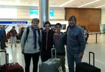 Excelente participación de los juveniles uruguayos en el Mundial sub 14