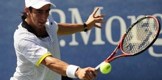 Pablo Cuevas sufrió en el debut del Us Open