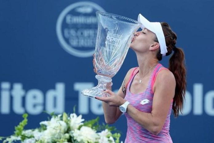 Radwanska eliminó a la vigente campeona Petra Kvitova