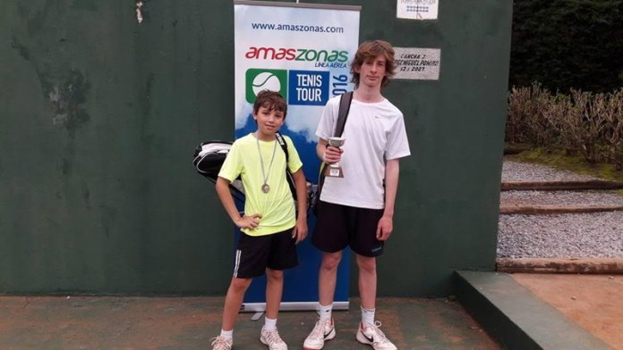 Tercera etapa del Amaszonas Tenis Tour