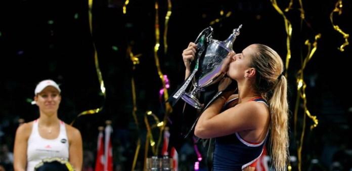 Cibulkova dio el batacazo en Singapur