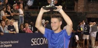 Diego Schwartzman campeón de la edición 2016 del Uruguay open
