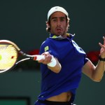 Espectacular victoria de Pablo Cuevas en Indian Wells
