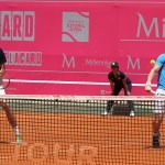 Ariel Behar no pudo acceder a la final de dobles del Milennium Estoril Open