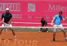 Ariel Behar no pudo acceder a la final de dobles del Milennium Estoril Open