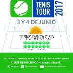 Nueva temporada de Amaszonas Tenis Tour