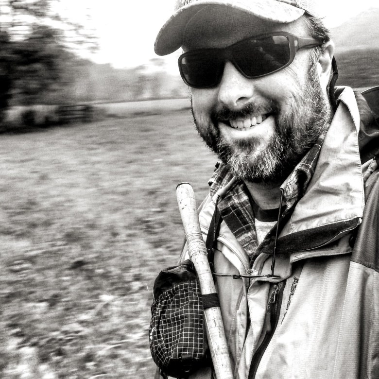 Tenkara Angler Welcomes Jason Sparks - Photo