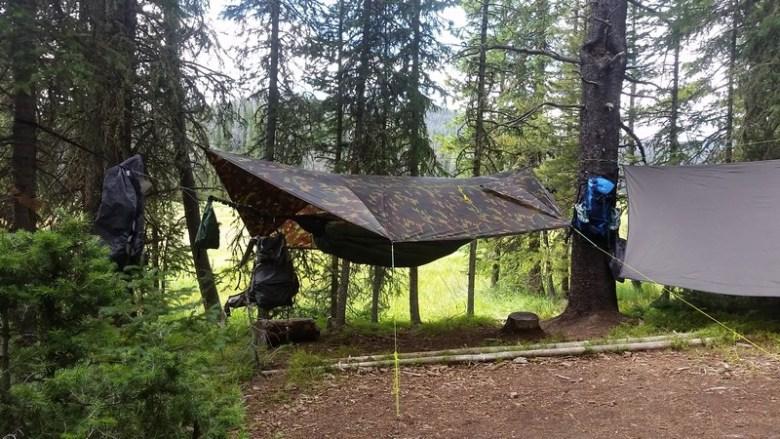 McFarland SP16 - Hangkara Hammock Camping
