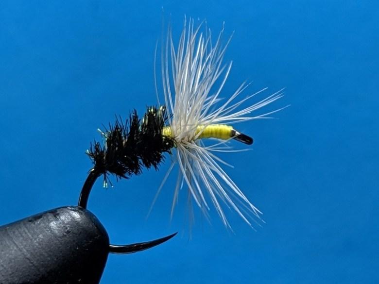 SP19 - Appalachian Tenkara Anglers Fly Swap - Michael Agneta Wiz Wit