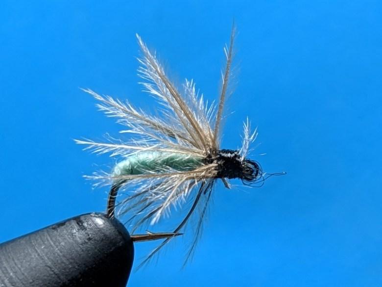 SP19 - Appalachian Tenkara Anglers Fly Swap - Jim Carey