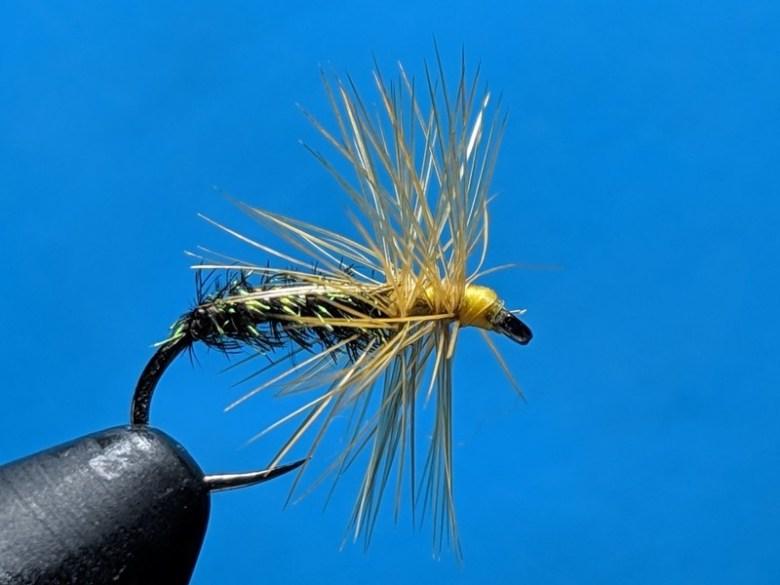 SP19 - Appalachian Tenkara Anglers Fly Swap - Tristan Mills Hunting Creek Special