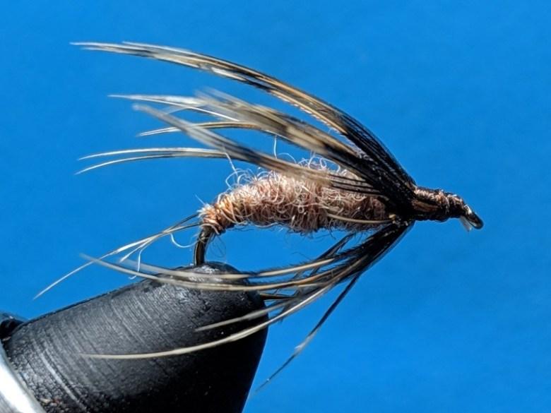 SP19 - Appalachian Tenkara Anglers Fly Swap - Paul Vertrees Killer Kebari