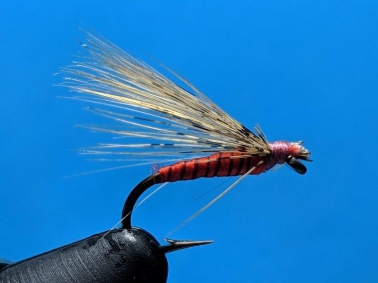 SP19 - Appalachian Tenkara Anglers Fly Swap - Luis Alberto Gomez Sangre de Toro