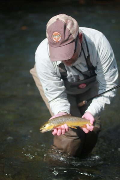 Tenkara Angler Interview Nick Cobler 1