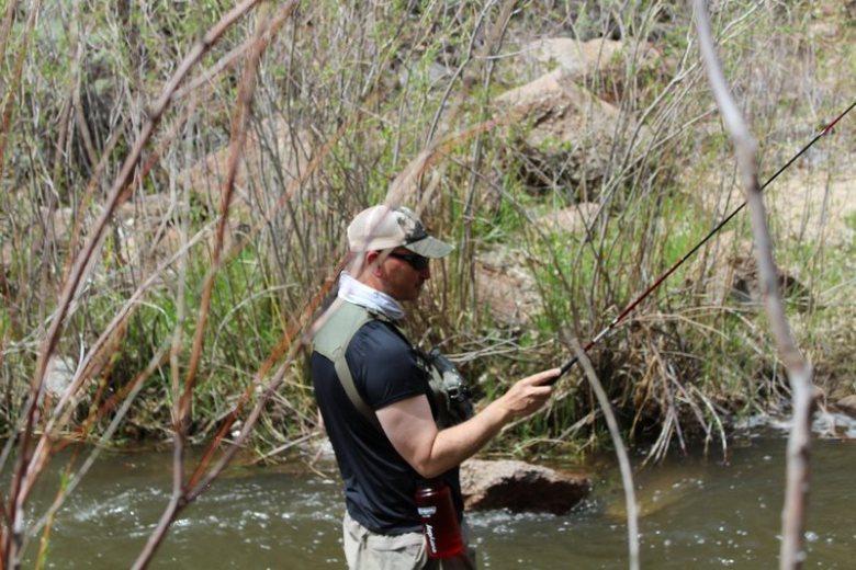 Tenkara Angler Welcomes Matt Sment 2