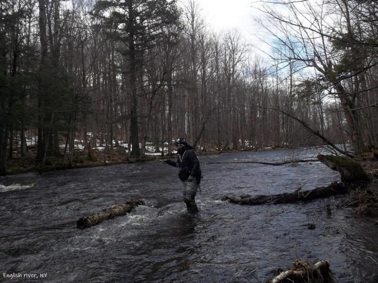 Daniele Beaulieu SU19 - Adirondacks Tenkara Playground - English River