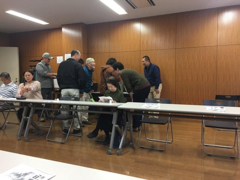 Isaac Tait - Yuzo Sebata Kebari - Sebata arrives