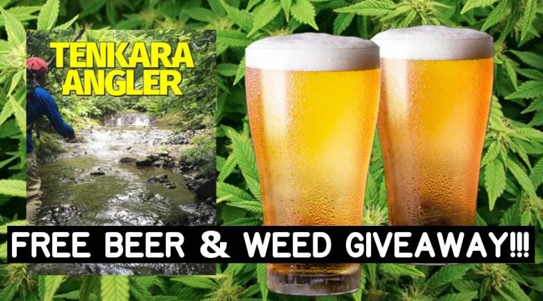 Tenkara Angler Reader Survey - Beer Weed Tenkara