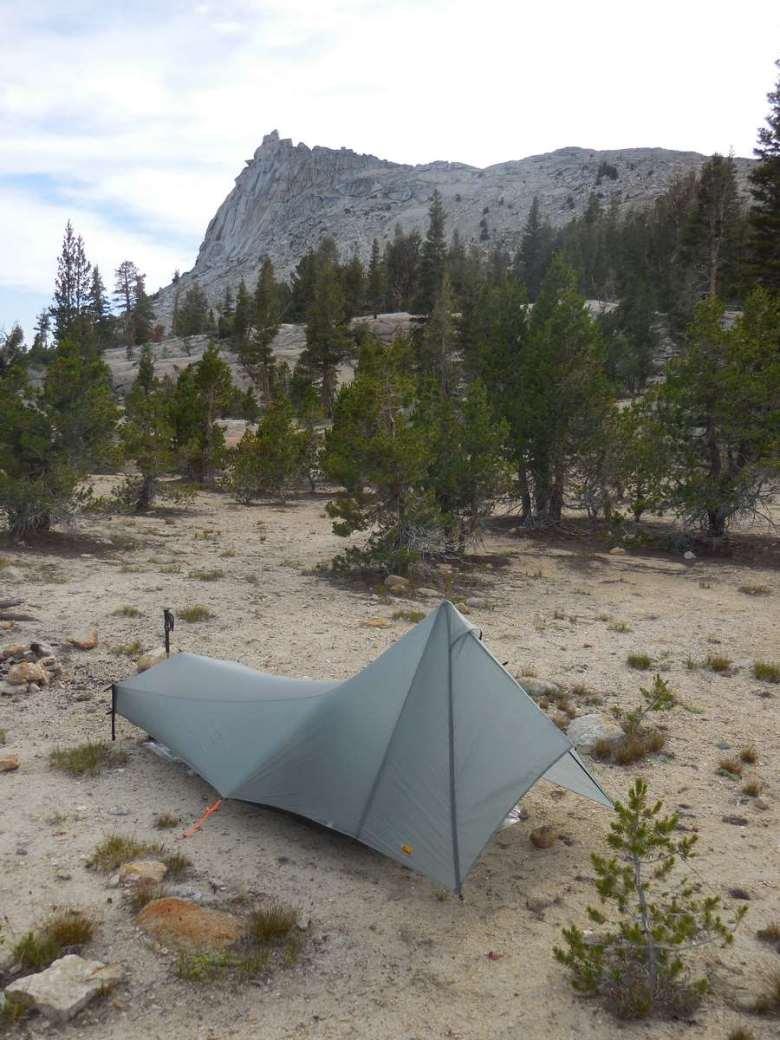 Tristan Higbee - Ultralight Backpacking Tenkara - Single Walled Tent