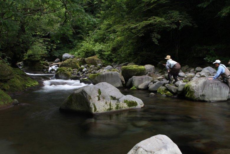 Daniel Galhardo - Tenkara Stories from Japan - Chikara