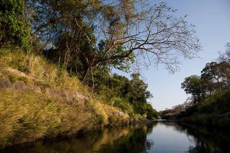 Karin Miller - Tico Tenkara Costa Rica - River