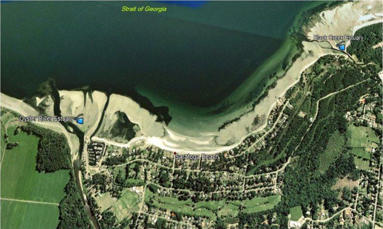 Rory Glennie - Estuarine Fixed Line Fishing - Google Earth